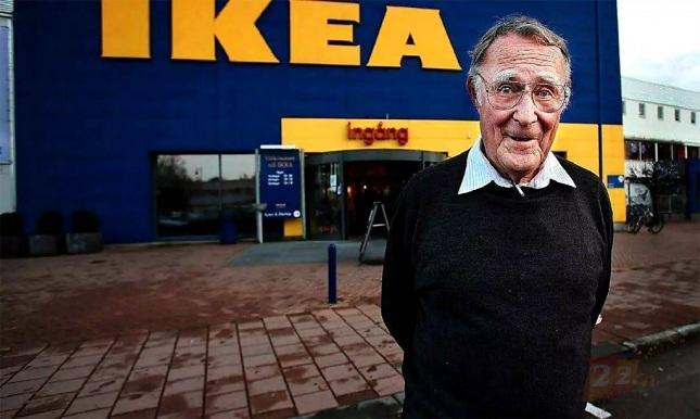 他17岁创业91岁辞世,留下了一个年销售额超3000亿元的商业帝国!